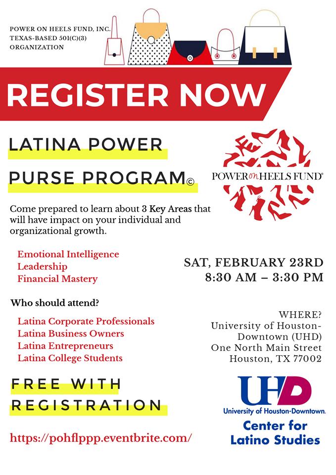 Latina POWER Purse